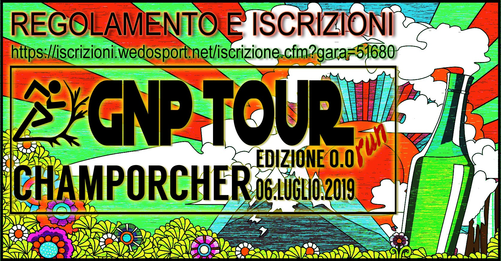 Gnp Tour Run – 6 luglio 2019 – Champorcher
